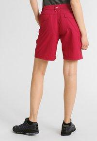 Regatta - CHASKA SHORT - Pantaloncini sportivi - dark cerise - 2