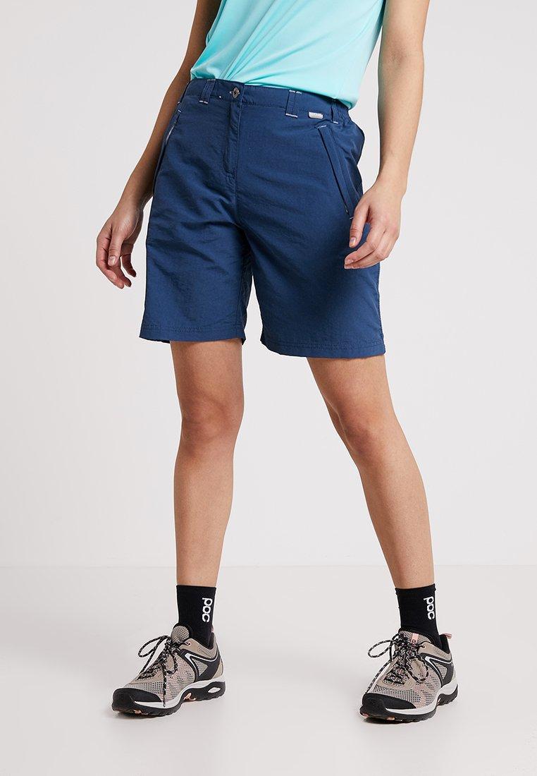 Regatta - CHASKA SHORT - kurze Sporthose - dark denim