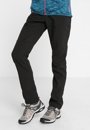 FENTON - Outdoor trousers - black