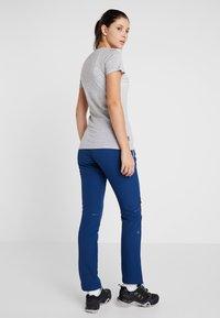 Regatta - WOMENS QUESTRA - Outdoorové kalhoty - prussian/navy - 2