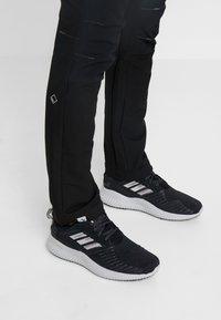 Regatta - WOMENS QUESTRA - Outdoor trousers - black - 3