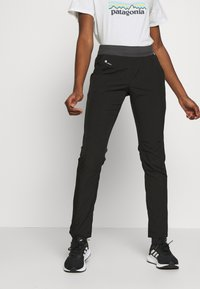 Regatta - ZARINE  - Outdoor trousers - black - 0