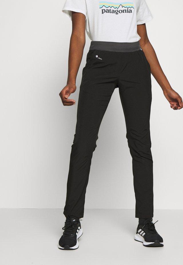ZARINE  - Outdoorové kalhoty - black