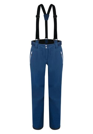 EFFUSED  - Snow pants - blue wing