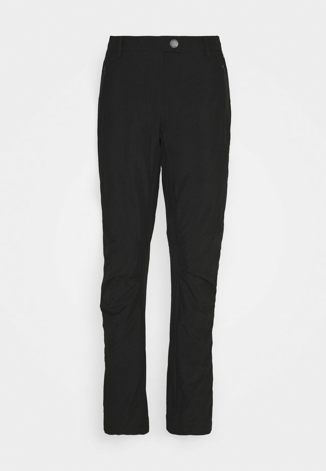 HIGHTON - Outdoor trousers - black