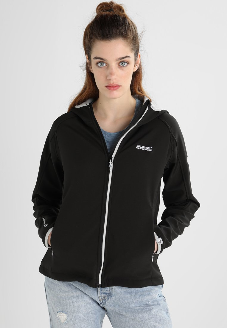Regatta - AREC II - Softshellová bunda - black