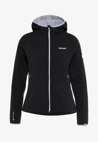 Regatta - AREC II - Softshellová bunda - black - 7
