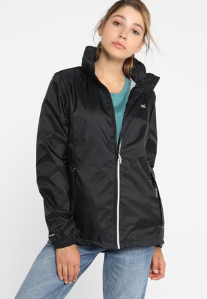 CORINNE  - Regnjakke / vandafvisende jakker - black