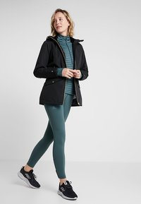 Regatta - BERGONIA - Winter jacket - black/gold - 1