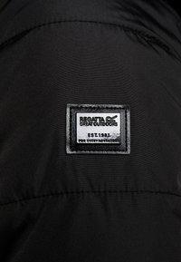 Regatta - FERMINA - Winter coat - black - 8