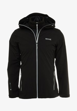WENTWOOD IV - Impermeable - black