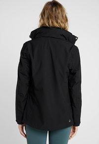 Regatta - CALYN - Hardshell jacket - black - 2