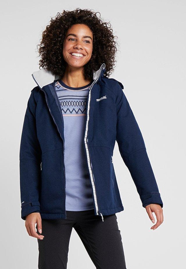 HIGHSIDE - Outdoor jacket - navy