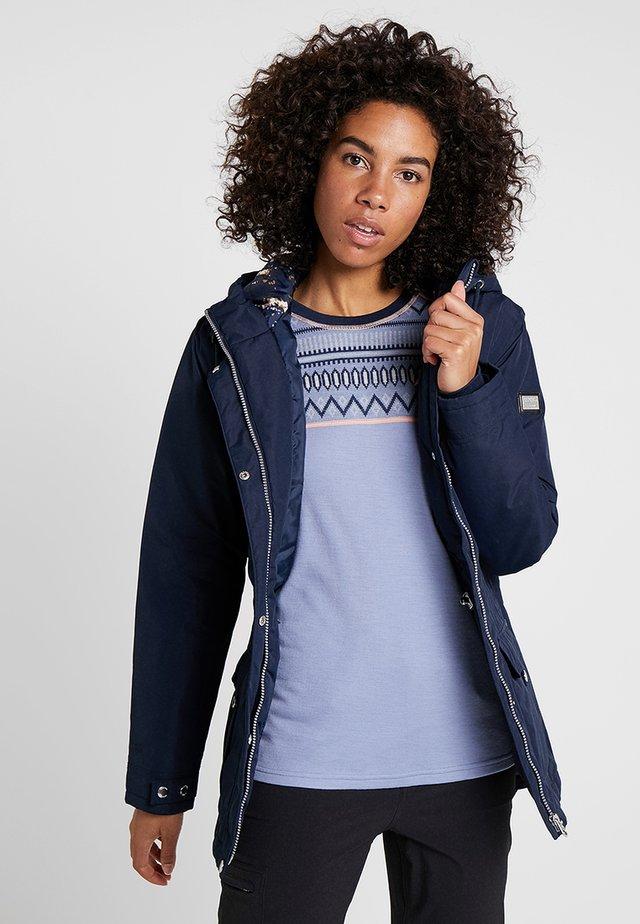BRAELYNN - Waterproof jacket - navy