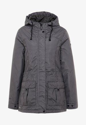 BRAELYNN - Regnjakke / vandafvisende jakker - black/magnet