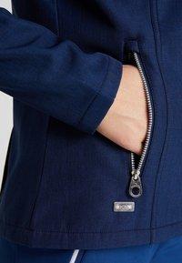 Regatta - CHARLEY - Soft shell jacket - navy - 5