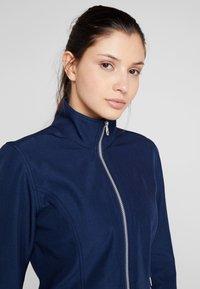 Regatta - CHARLEY - Soft shell jacket - navy - 4
