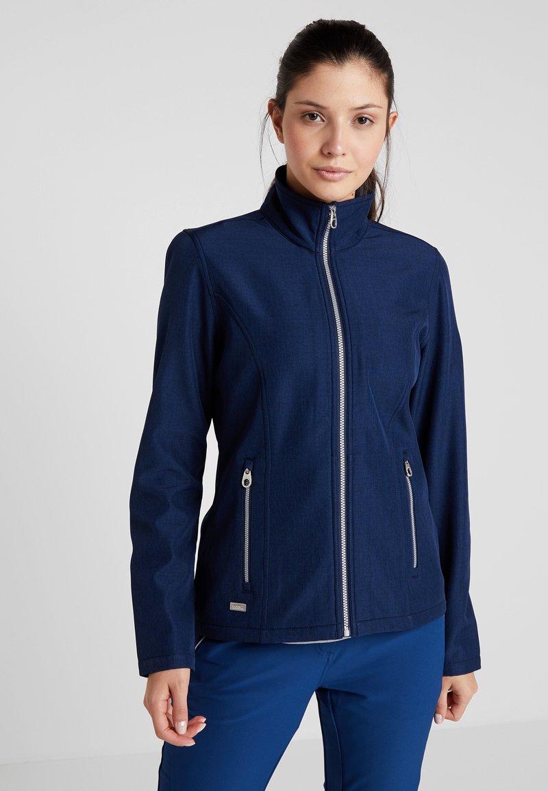 Regatta - CHARLEY - Soft shell jacket - navy