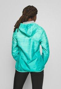 Regatta - LEERA - Vodotěsná bunda - turquoise - 2