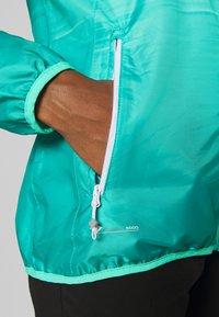 Regatta - LEERA - Vodotěsná bunda - turquoise - 4