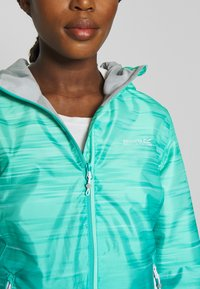 Regatta - LEERA - Vodotěsná bunda - turquoise - 7
