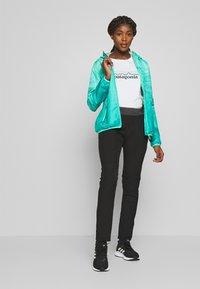Regatta - LEERA - Vodotěsná bunda - turquoise - 1