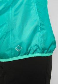 Regatta - LEERA - Vodotěsná bunda - turquoise - 5