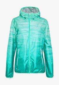 Regatta - LEERA - Vodotěsná bunda - turquoise - 6