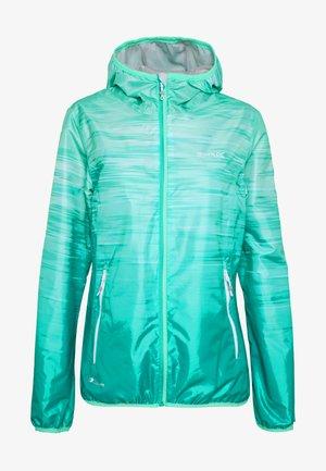 LEERA - Impermeabile - turquoise