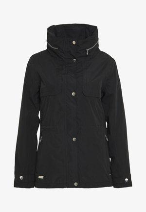 NARELLE - Waterproof jacket - black