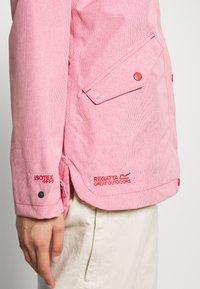 Regatta - BERTILLE - Waterproof jacket - red sky - 6