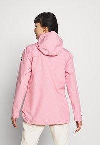 Regatta - BERTILLE - Waterproof jacket - red sky - 2