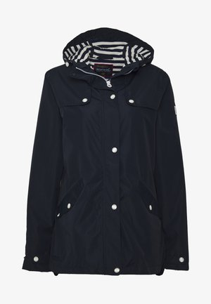 BERTILLE - Waterproof jacket - navy