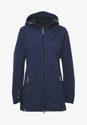 ALYSIO - Short coat - dark denim