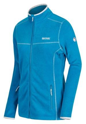 FLOREO II  - Fleece jacket - blue reef