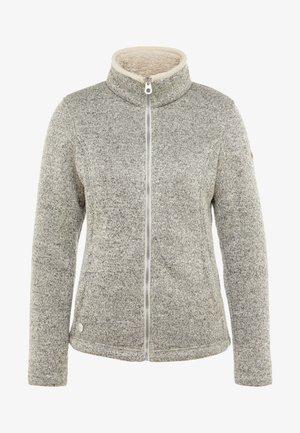 RAIZEL - Fleece jacket - light grey