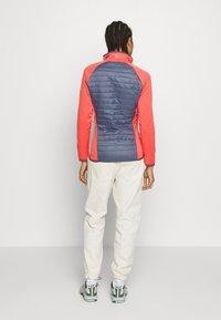 Regatta - BESTLA HYBRID - Fleece jacket - redsky/onyx - 2