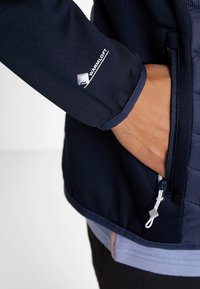 Regatta - BESTLA HYBRID - Fleece jacket - navy - 5