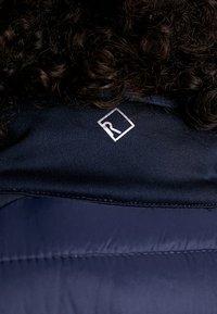 Regatta - BESTLA HYBRID - Fleece jacket - navy - 4