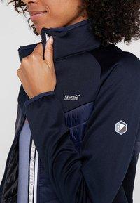 Regatta - BESTLA HYBRID - Fleece jacket - navy - 3