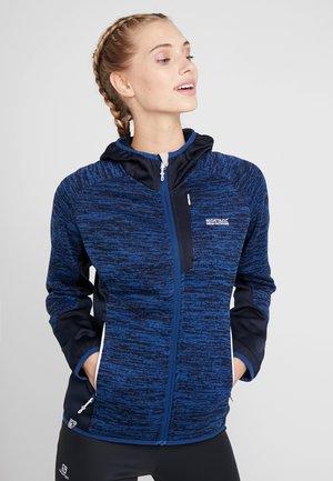 WILLOWBROOK  - Fleece jacket - prussian/navy