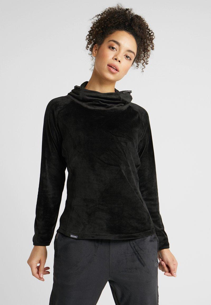 Regatta - HALIA - Jersey con capucha - black