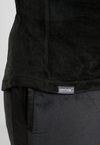 Regatta - HALIA - Jersey con capucha - black - 6