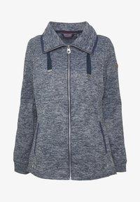 Regatta - EVANNA - Fleece jacket - navy - 5