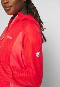Regatta - WOMENS TEROTA - Fleece jacket - red sky - 6