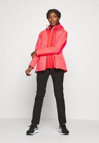Regatta - WOMENS TEROTA - Fleece jacket - red sky - 1