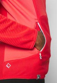 Regatta - WOMENS TEROTA - Fleece jacket - red sky - 4