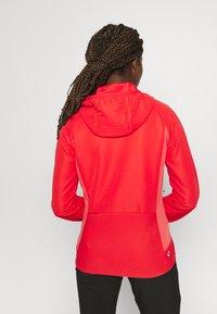 Regatta - WOMENS TEROTA - Fleece jacket - red sky - 2