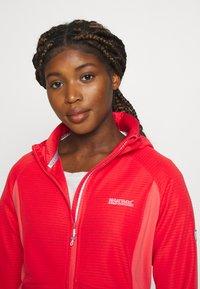 Regatta - WOMENS TEROTA - Fleece jacket - red sky - 3