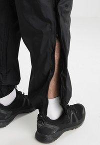 Regatta - ACTIVE - Pantalones - black - 4